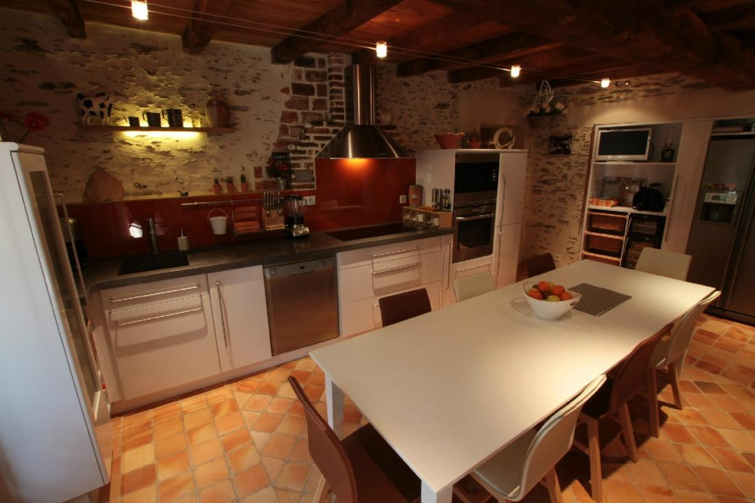 Atoll Agencement Fabricant De Cuisines Salle De Bain Et Mobilier - Cuisiniste vendée